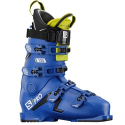 Salomon S​/Pro 130 Bootfitter Friendly Ski Boots