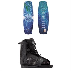 Liquid Force Trip + Remix Wakeboard Package