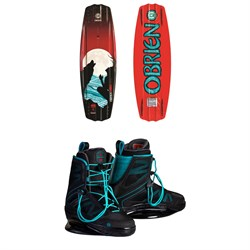 Obrien Spark Wakeboard Package - Women's 2020