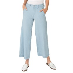 Dish Featherlight Wide-Leg Crop Jeans - Women's