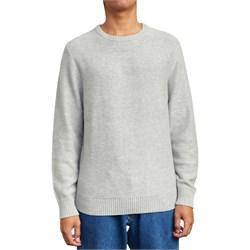 RVCA Witz Marl Crew Sweater