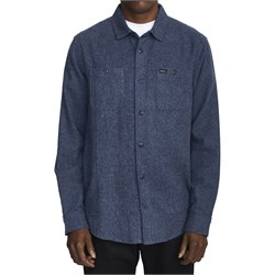 RVCA Harvest Long-Sleeve Flannel