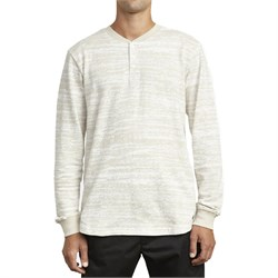 RVCA Lush Long-Sleeve Henley Shirt