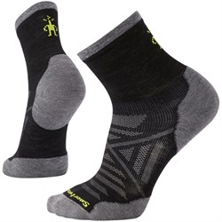 Smartwool PhD® Run Cold Weather Mid Crew Socks