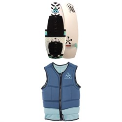 Phase Five Venom Wakesurf Board ​+ Phase Five Mens Comp Vest