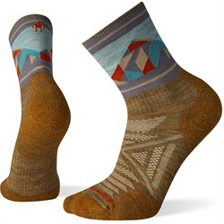 Smartwool PhD® Outdoor Light Pattern Mid Crew Socks