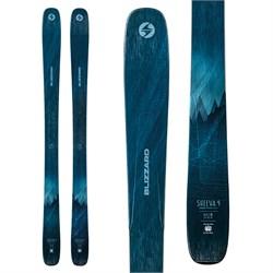 Blizzard Sheeva 9 Skis - Women's 2022