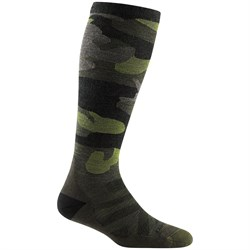 Darn Tough Camo Over-the-Calf Cushion Socks - Women's