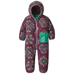 Patagonia Reversible Puff-Ball Bunting - Infants'
