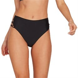 Volcom Simply Solid Retro Bikini Bottoms - Women's