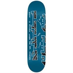 Krooked Worrest The Sea Twin Tail Slick 8.30 Skateboard Deck
