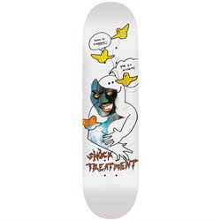 Krooked Sandoval Shock Treatment 8.25 Skateboard Deck