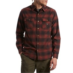 Roark Alpinest Adaptable Long-Sleeve Flannel