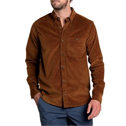 Toad & Co Cruiser Cord Long-Sleeve Shirt