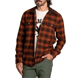 Toad & Co Folk Yeah Long-Sleeve Shirt