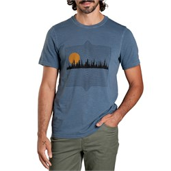 Toad & Co Forest Line T-Shirt