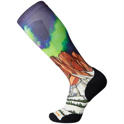 Smartwool PhD Ski Light Elite Homechetler Print Socks