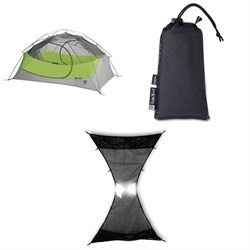 Nemo Losi 2P Tent with Footprint and Free Gear Loft
