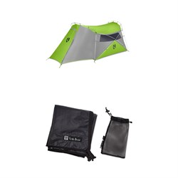 Nemo Wagontop 3P Tent and Footprint