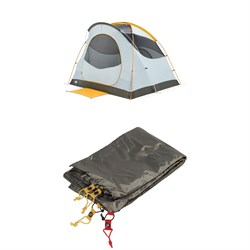The North Face Kaiju 4 Tent and Footprint