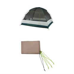 Kelty Outback 6 Tent and Footprint