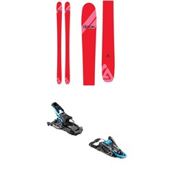 DPS Cassiar A87 C2 Skis  ​+ Salomon S​/Lab Shift MNC Alpine Touring Ski Bindings