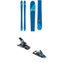 DPS Uschi A82 C2 Skis  ​+ Salomon S​/Lab Shift MNC Alpine Touring Ski Bindings - Women's