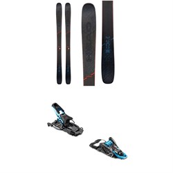 Head Kore 99 Skis 2020 ​+ Salomon S​/Lab Shift MNC Alpine Touring Ski Bindings 2020