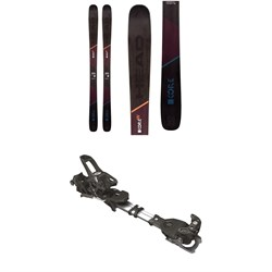 Head Kore 99 W Skis - Women's 2020 ​+ Tyrolia Ambition 10 Alpine Touring Ski Bindings 2020