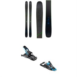Head Kore 105 Skis 2020 ​+ Salomon S​/Lab Shift MNC Alpine Touring Ski Bindings 2020