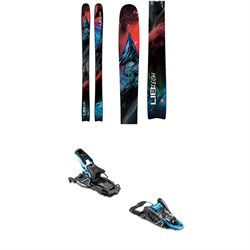 Lib Tech Wunderstick 106 Skis 2020 + Salomon S/Lab Shift MNC Alpine Touring Ski Bindings 2020