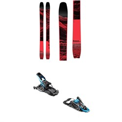 Moment Wildcat Tour 108 Skis 2020 ​+ Salomon S​/Lab Shift MNC Alpine Touring Ski Bindings 2020