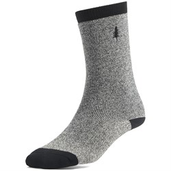 Tentree Selkirk Embroidered Socks