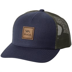 RVCA VA All The Way Curved Trucker Hat