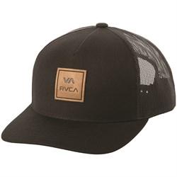 RVCA VA All The Way Curved Trucker Hat