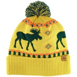 Spacecraft Wild Pom Beanie