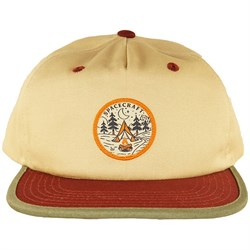 Spacecraft Happy Camper Hat