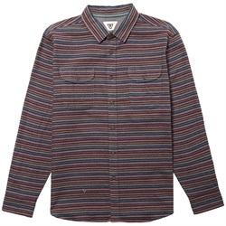 Vissla Central Cost Long-Sleeve Flannel