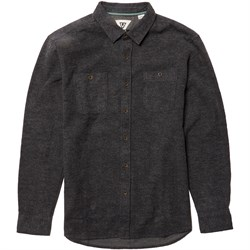 Vissla Shaver Long-Sleeve Flannel