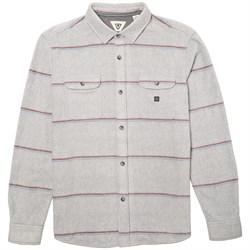 Vissla Eco-Zy Long-Sleeve Polar Flannel