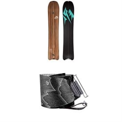 Jones Ultracraft Splitboard 2020 ​+ Nomad Pro Quick Tension Tail Clip Splitboard Skins