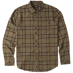 Billabong Coastline Long-Sleeve Flannel
