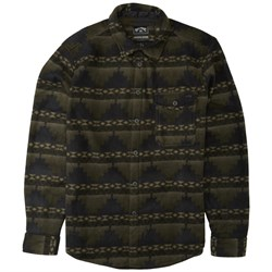 Billabong Furnace Long-Sleeve Flannel