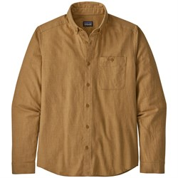 Patagonia Long-Sleeved Vjosa River Pima Cotton Shirt