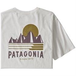 Patagonia Tube View Organic T-Shirt