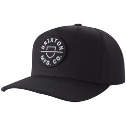 Brixton Crest C MP Snapback Hat