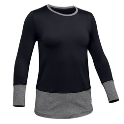 Under Armour ColdGear® Long Sleeve Crew - Girls'