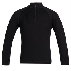 Icebreaker 260 Tech Long Sleeve Half Zip - Kids'