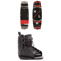 Hyperlite State 2.0 ​+ Remix Jr. Wakeboard package - Boys' 2020