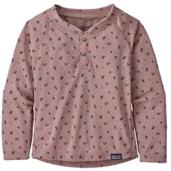 Patagonia Capilene Midweight Henley - Little Kids'